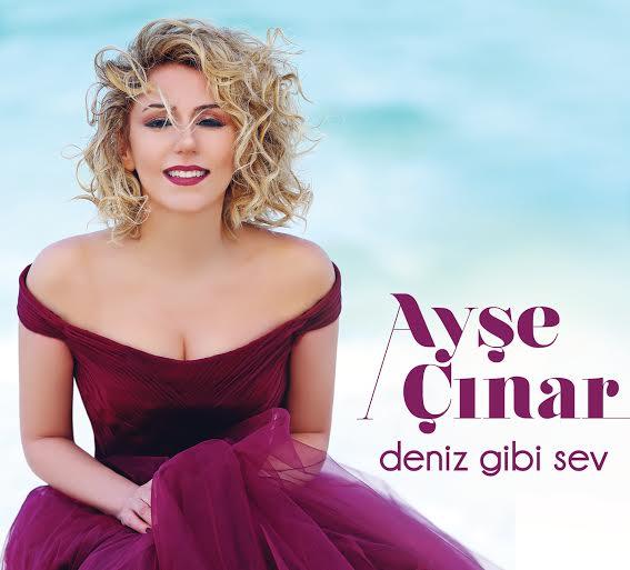 Ayşe Çınar İlk Albümünü Müzikseverlerin Beğenisine Sunuyor!